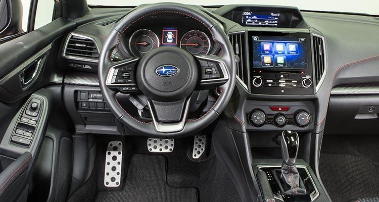 2017 Subaru Impreza Bodes Well For Brand S Future