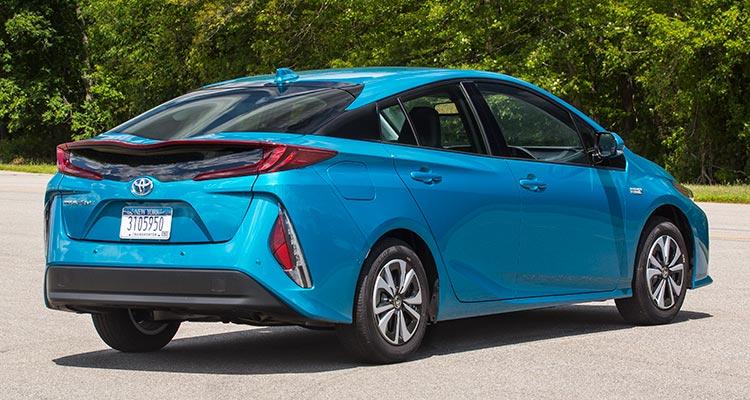 2018 New Toyota Hybrids