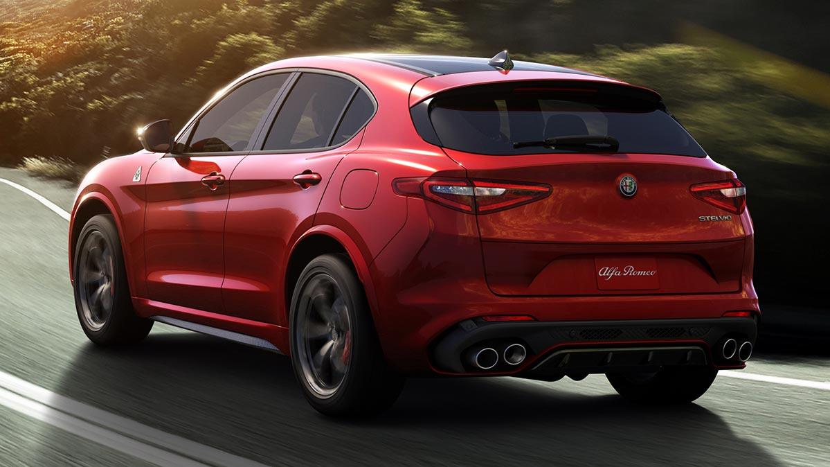 Preview 2018 Alfa Romeo Stelvio Suv Consumer Reports