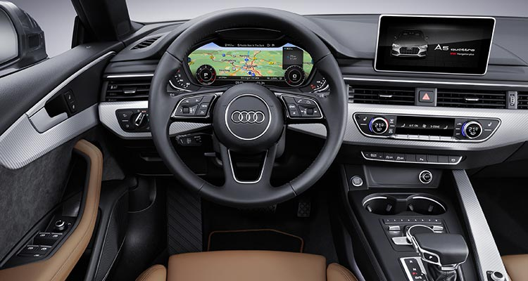 Preview: 2018 Audi A5 Sportback - Consumer Reports