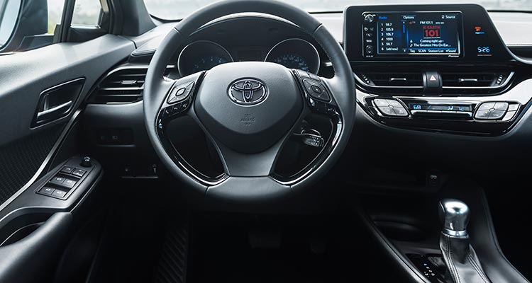 Preview 2018 Toyota C Hr Consumer Reports