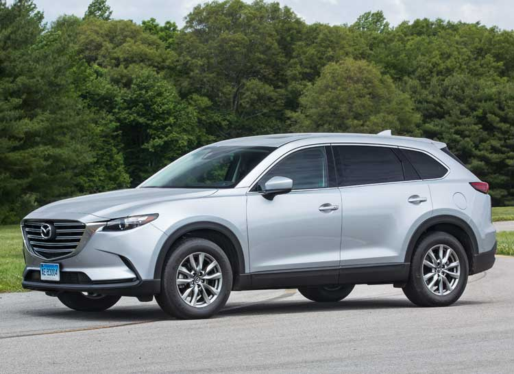 2016 mazda cx 9 is the driver 39 s choice consumer reports. Black Bedroom Furniture Sets. Home Design Ideas
