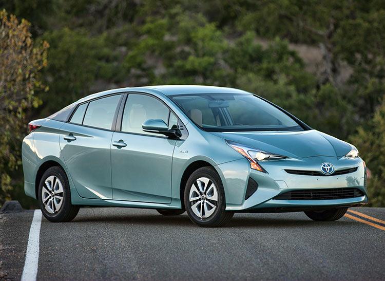 2016 Toyota Prius Hybrid