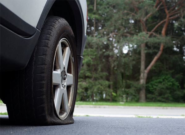 how to change car tires at home