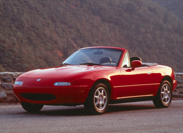 25 years of the mazda mx 5 miata consumer reports news. Black Bedroom Furniture Sets. Home Design Ideas