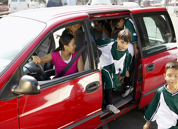 Tips For Safe Carpooling With Kids Consumer Reports News