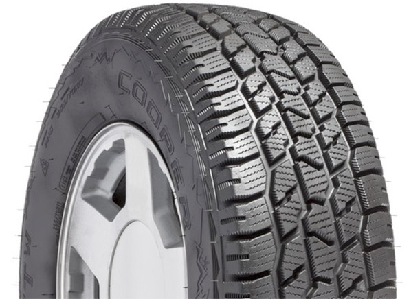 cooper discoverer a tw all terrain winter tire consumer reports news. Black Bedroom Furniture Sets. Home Design Ideas