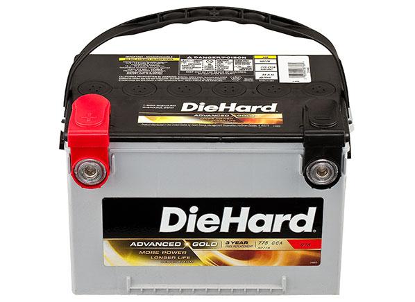 Cheap Side Post Car Battery