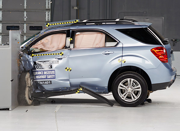 Honda Pilot Kia Sorento Mazda Cx 9 Crash Test