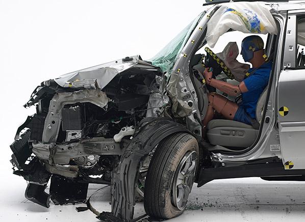 honda pilot kia sorento mazda cx  crash test consumer reports
