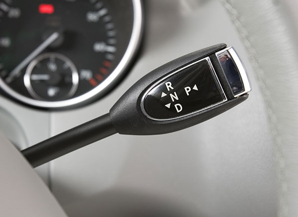 Can unfamiliarity with a shifter gear lever cause a for Mercedes benz gear shift