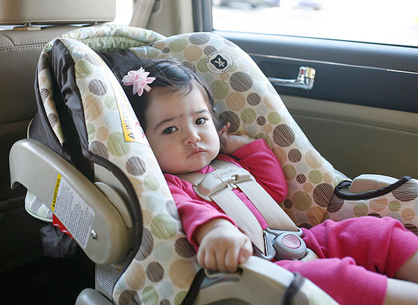 5 Ways To Keep Your Infant Safe In The Car Infant Car