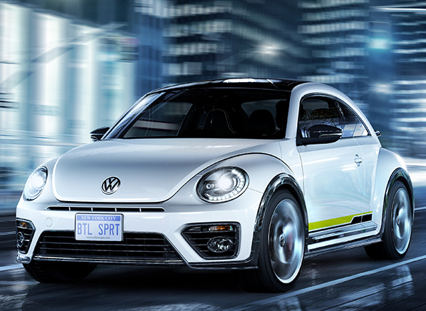 2016 volkswagen beetle concepts new york auto show. Black Bedroom Furniture Sets. Home Design Ideas