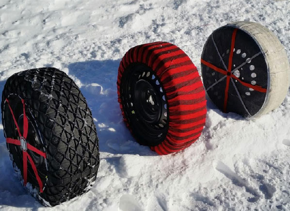 Tire Socks An Alternative To Snow Tires Consumer Reports