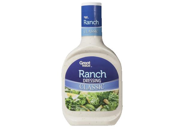 Best salad dressings in a bottle