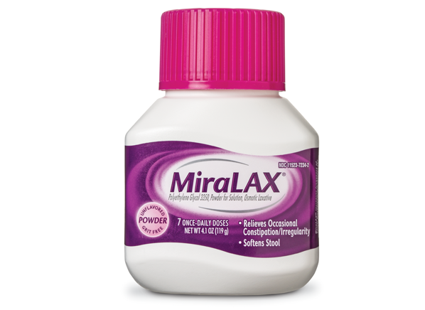 can you take laxative and stool softener 3