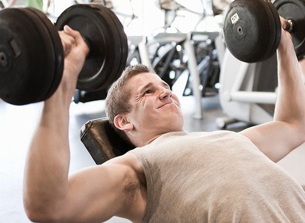 Body-Building Supplements Pose Risks To Teen Athletes