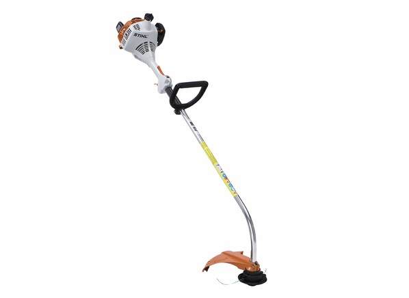 how to put string on a stihl weedeater