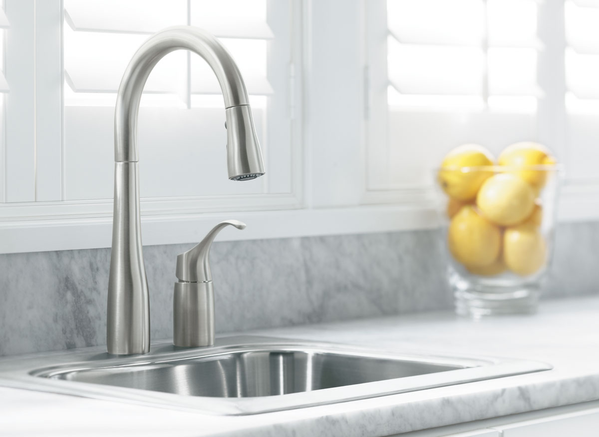 Best faucet buying guide consumer reports for Most popular kitchen faucet