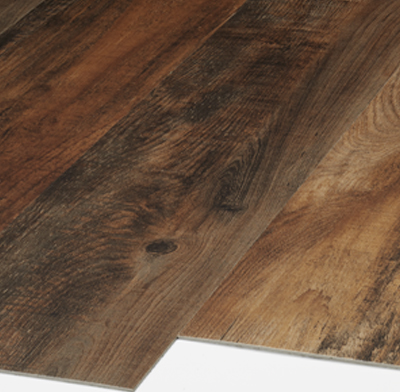 A picture of linoleum flooring.