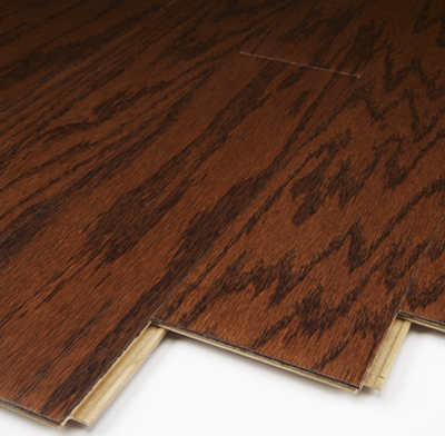 Picture of flooring that is engineered wood.