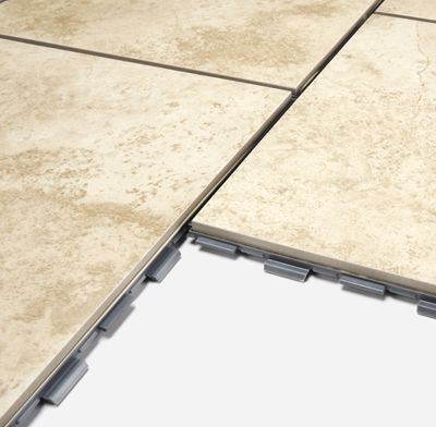 Picture of ceramic tile flooring.