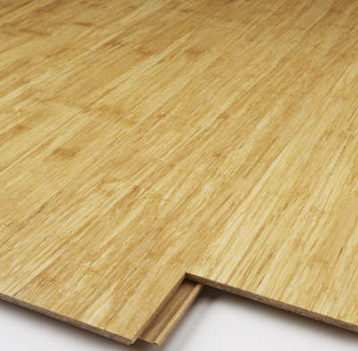 Picture of solid wood flooring.