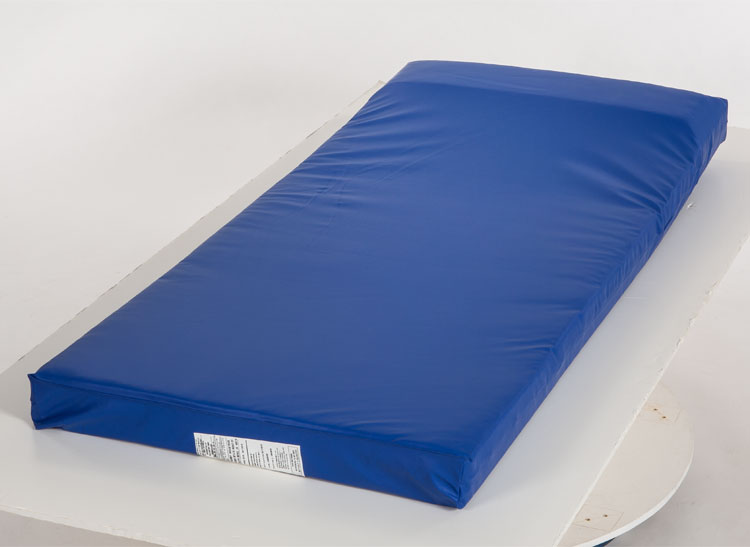 Consumer Reports tested a prison mattress, the Derby Standard Corrections mattress