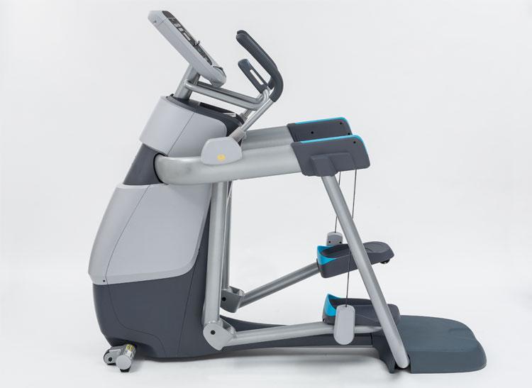 open stride machine
