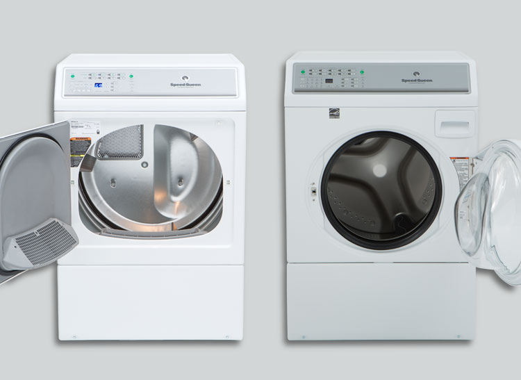 Make your Speed Queen AFNE9BSP113TW01 and Speed Queen ADEE9BGS173TW01 washer and dryer last.
