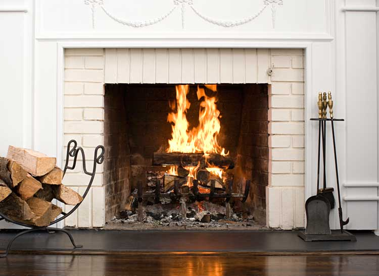 Clean your chimney and other fall chores.