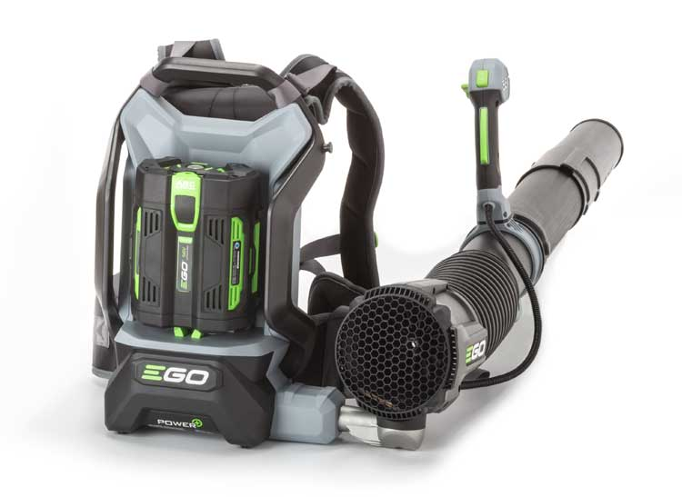 Electric Backpack Blower : Ego leaf blower blew away the electric competition