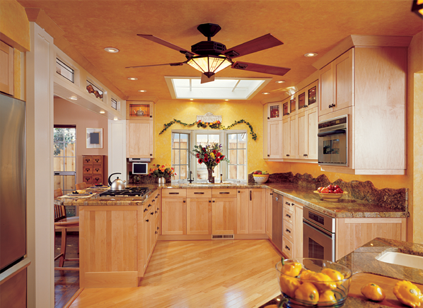 ceiling fans add comfort and save money too