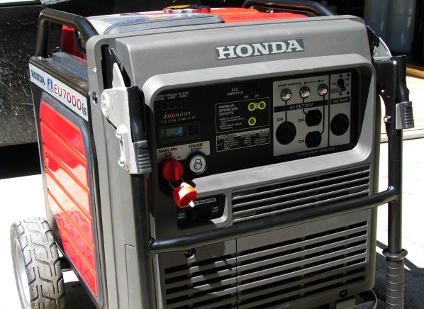 Portable inverter generator tests consumer reports news for Yamaha generator canada