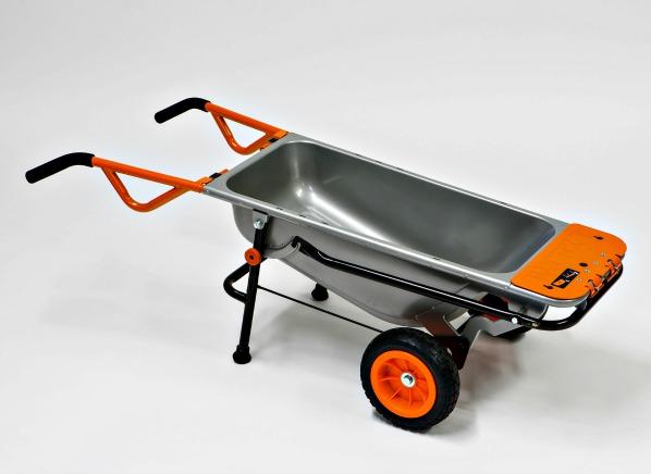Worx Aerocart Convertible Garden Cart Consumer Reports