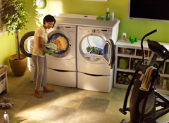 Running New Service Lines With Minimal Demolition And Disruption Is Usually The Most Challenging Time Consuming Part Of Having A Laundry Room On An
