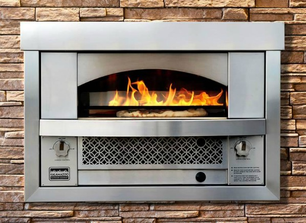 Kalamazoo artisan fire pizza oven grill reviews for Indoor gardening kalamazoo