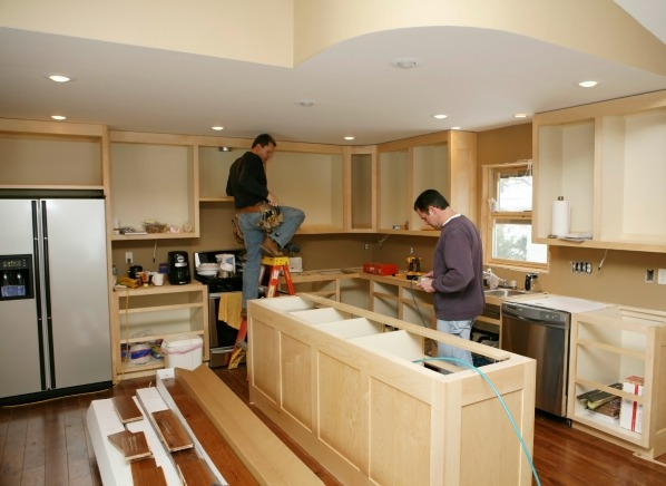 Installing a kitchen island kitchen remodeling consumer reports news Home redesign