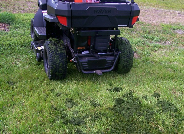 Raven Hybrid Tractor Review Lawn Mower Reviews