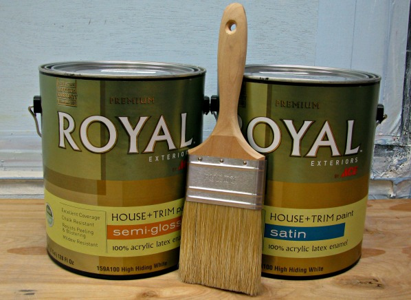 best new exterior paints royal exteriors by ace consumer reports. Black Bedroom Furniture Sets. Home Design Ideas