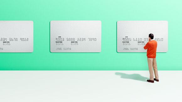 money bank credit card