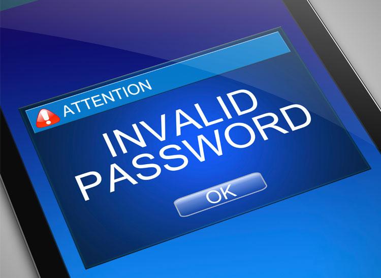 how to make dashlane change password