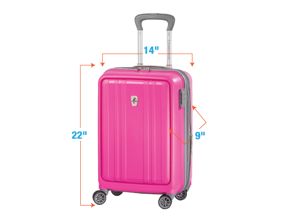 Heating And Air Conditioning Airline Luggage Size