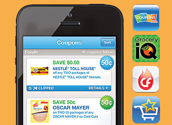 best coupon apps for grocery shopping consumer reports. Black Bedroom Furniture Sets. Home Design Ideas