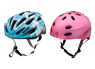 Bike helmets image