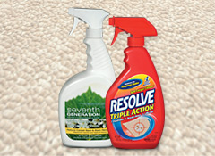 Carpet stain remover buying guide