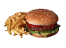 Fast-food restaurants image