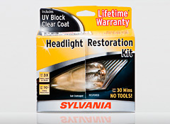 best headlight restoration kits buying guide consumer reports. Black Bedroom Furniture Sets. Home Design Ideas