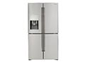 French-door refrigerators