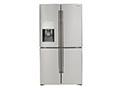French-door refrigerators
